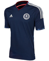 Scotland Kids Home Shirt 2014 - Childrens